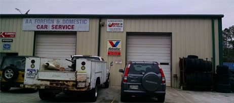AA Foreign & Domestic | Greater Chattanooga TN Auto Repair